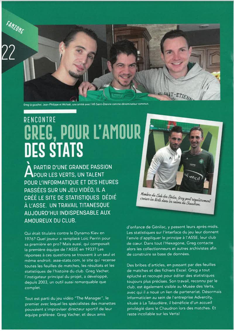 Maillot Vert ASSE-PSG